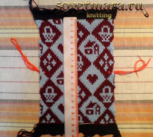 Машинное вязание марины островской